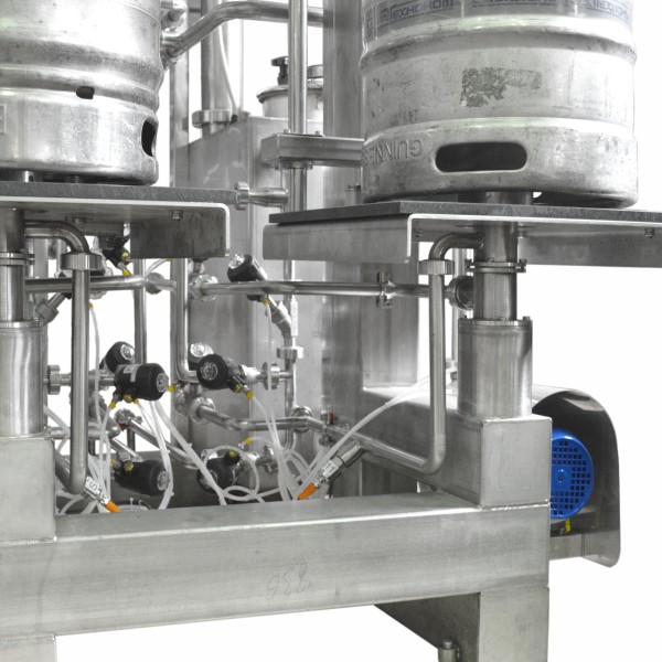 "Keg Preproduction Treatment Unit ""KEG-Service 5A"""