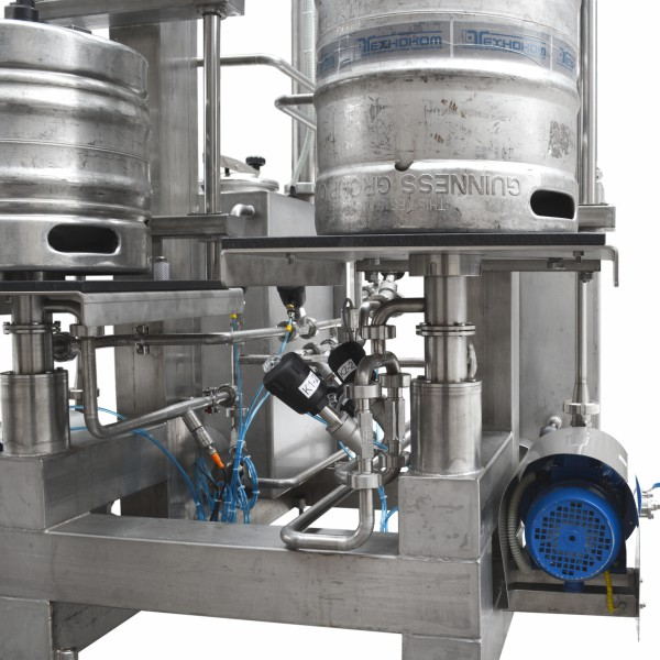 "Keg Cleaning and Filling Unit ""KEG-Service 4A"""